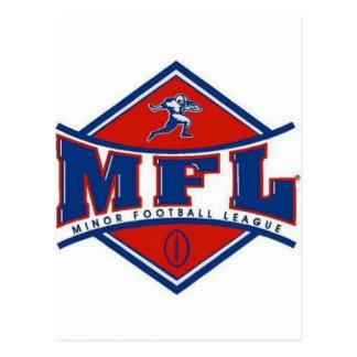 Logotipo de MFL Postal