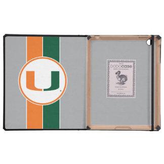 Logotipo de Miami del año de la clase iPad Funda