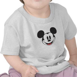 Logotipo de Mickey y de los amigos Camiseta
