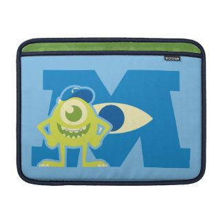 Logotipo de Mike M Funda Macbook Air