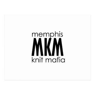 Logotipo de MKM Alt Postales