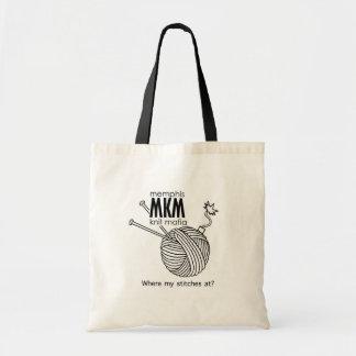 Logotipo de MKM Bolsas De Mano