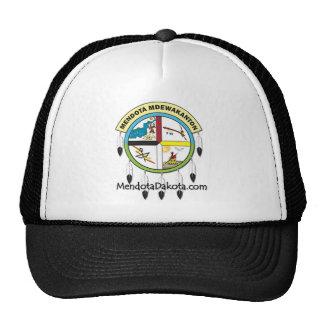 Logotipo de MMDC con el Web site Gorra