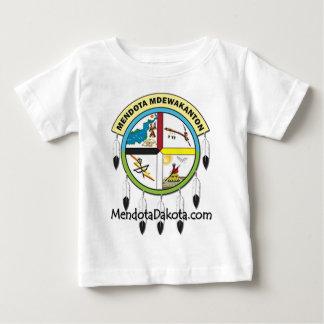 Logotipo de MMDC con el Web site Polera