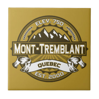 Logotipo de Mont-Tremblant Azulejos Ceramicos