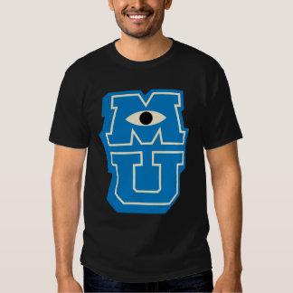 Logotipo de MU Camisas