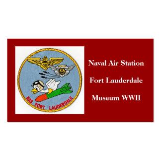 Logotipo de NASFL Tarjetas De Visita
