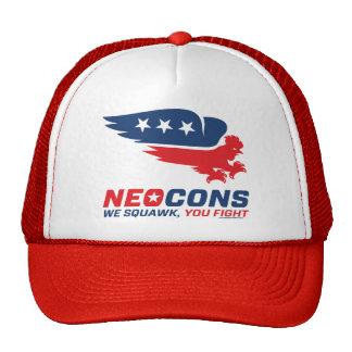 Logotipo de Neocon Chickenhawk Gorras De Camionero