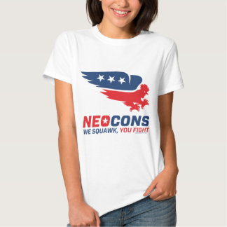 Logotipo de Neocon Chickenhawk Playera