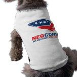 Logotipo de Neocon Chickenhawk Ropa De Mascota