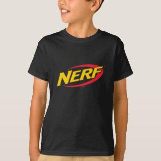 Logotipo de Nerf - App oscuro Poleras