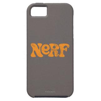 Logotipo de Nerf del vintage iPhone 5 Cobertura