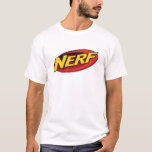 Logotipo de Nerf - luz App Playera