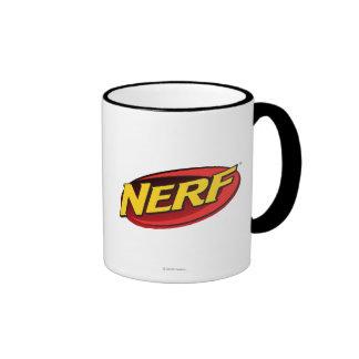 Logotipo de Nerf Taza A Dos Colores