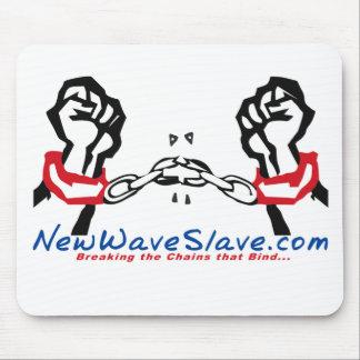 logotipo de NewWaveSlave.com Alfombrillas De Raton