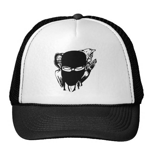 Logotipo de Ninja Gorro De Camionero