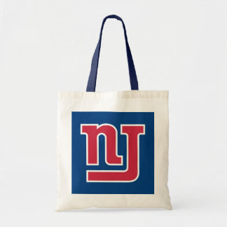 Logotipo de NJ Giants Bolsa De Mano