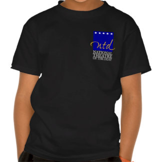 Logotipo de NTD T-shirts