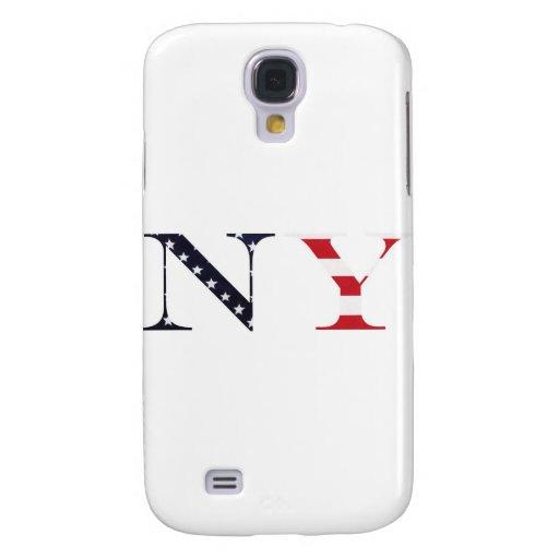 Logotipo de Nueva York Funda Para Galaxy S4