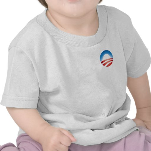 Logotipo de Obama Camiseta
