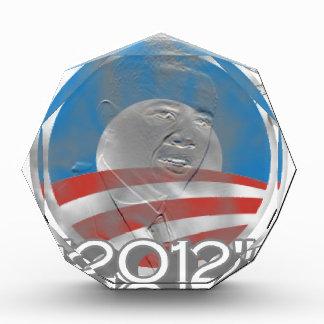 logotipo de obama del voto - imagen - 2012
