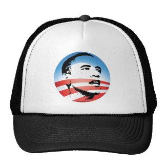 Logotipo de Obama - llano Gorro