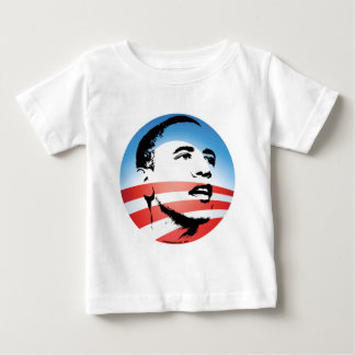 Logotipo de Obama - llano Polera