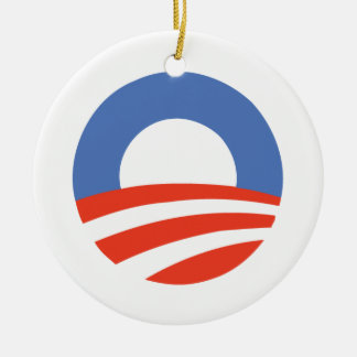 Logotipo de Obama - ornamento Ornatos