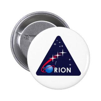 Logotipo de Orión del proyecto de la NASA Pin