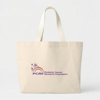 Logotipo de PCRF Bolsa Tela Grande