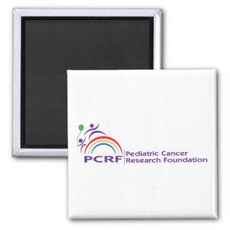 Logotipo de PCRF Imán Cuadrado