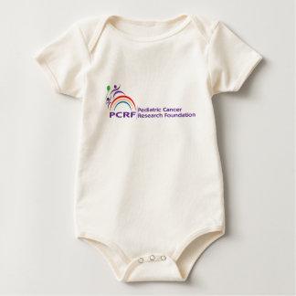 Logotipo de PCRF Mameluco De Bebé