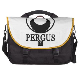 Logotipo de Pergus Bolsas Para Portatil