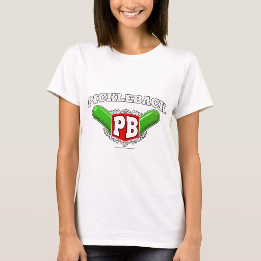 Logotipo de Pickleback Playera