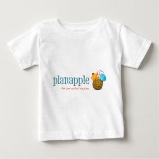 Logotipo de Planapple Remera