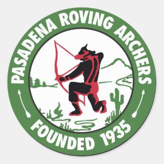 Logotipo de PRA - pegatina