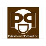 logotipo de PublicDomainPictures.net Postal