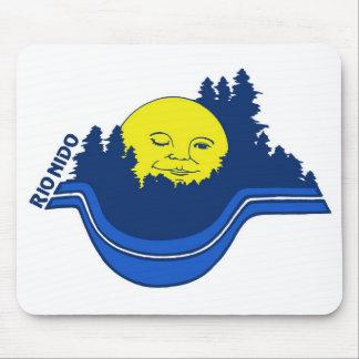 Logotipo de Río Nido Tapetes De Ratón