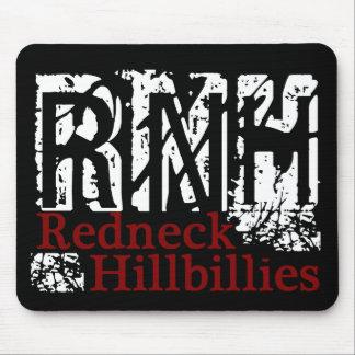 Logotipo de RNH Alfombrillas De Ratón