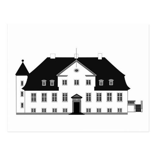 Logotipo de Rohden Postales