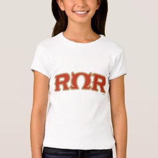 Logotipo de ROR Poleras