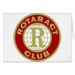 Logotipo de Rotaract Felicitacion