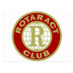 Logotipo de Rotaract Postal