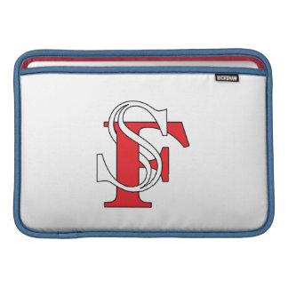Logotipo de San Francisco Funda Para Macbook Air