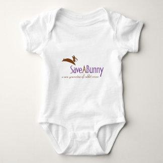 Logotipo de SaveABunny Remera