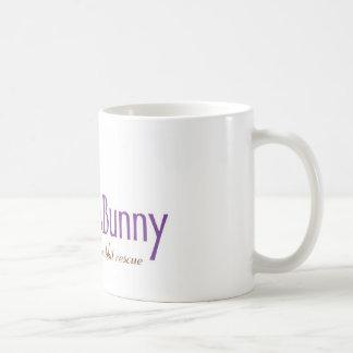 Logotipo de SaveABunny Tazas De Café