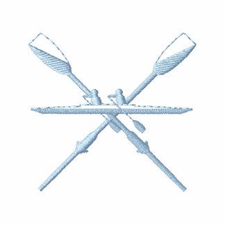Logotipo de Sculling Sudadera Con Serigrafía
