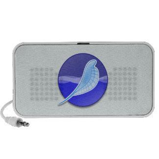 Logotipo de SeaMonkey iPod Altavoz