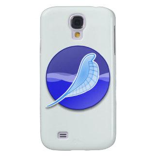 Logotipo de SeaMonkey Funda Para Galaxy S4