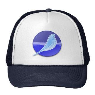 Logotipo de SeaMonkey Gorros Bordados